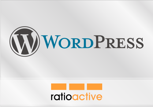 WordPress - ratioactive
